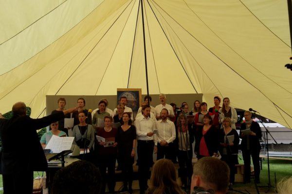 Himmelfahrt 2017, Gemeindegospelchorkonzert