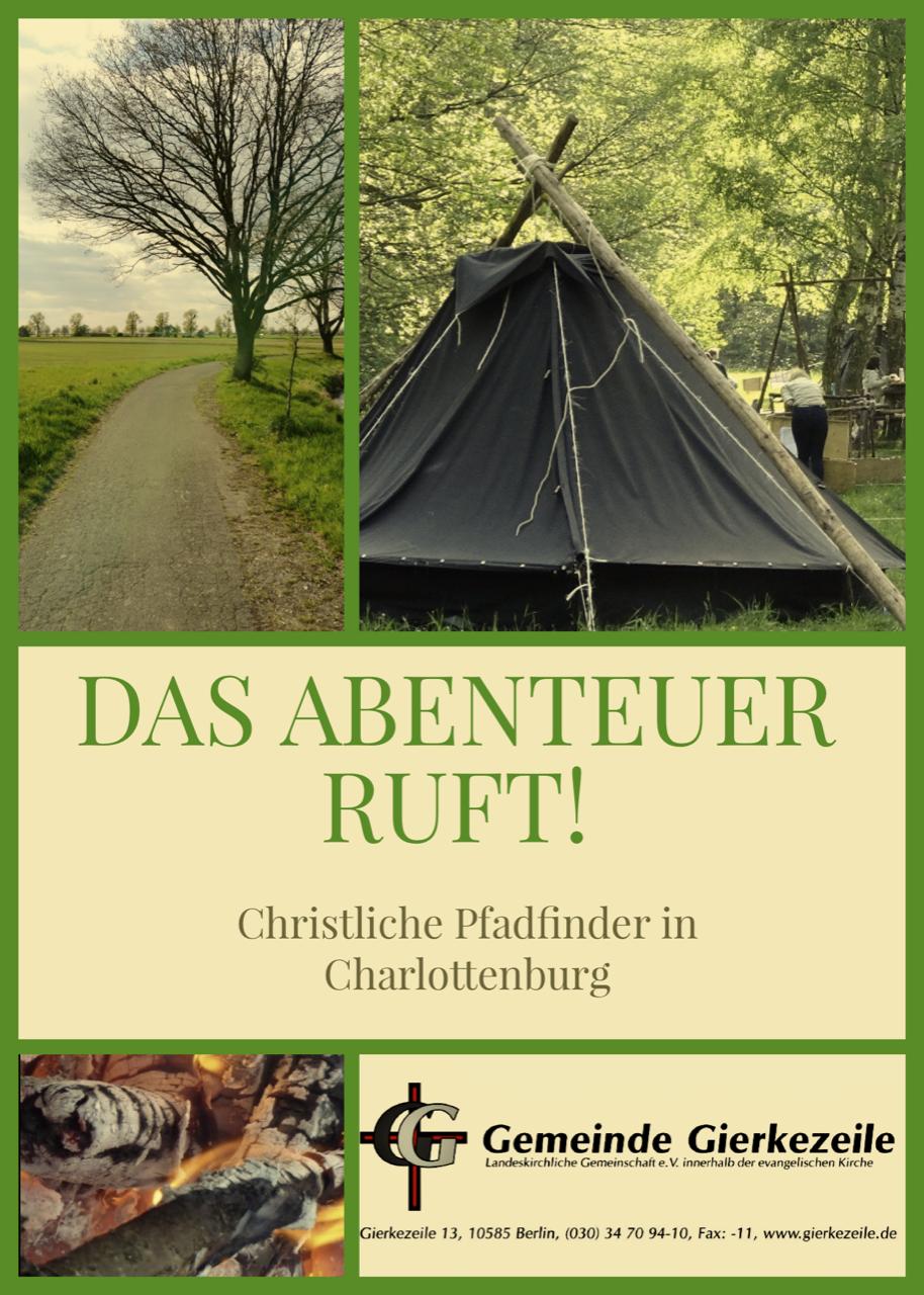 Christliche Pfadfinder in Charlottenburg