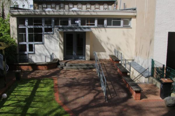 Gemeinde Gierkezeile, Gemeindesaal Gierkezeile 13