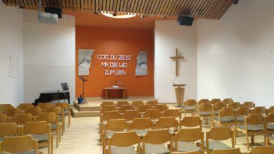 Gemeindesaal Gemeinde Gierkezeile